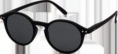lunettes SUN D noir