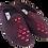 Thumbnail: babouches rayées brodées
