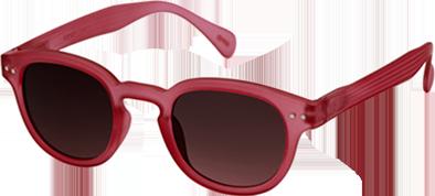 lunettes SUN C sunset pink
