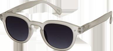 lunettes SUN C defty grey