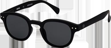 lunettes SUN C noir