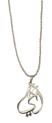 Collier Ommi argent