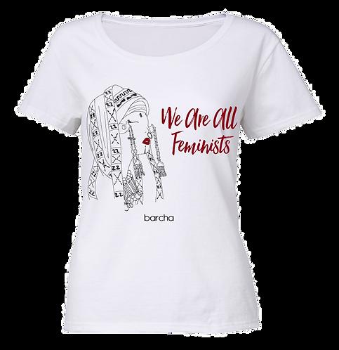 t-shirt FEMINIST