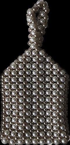 sac à main perles