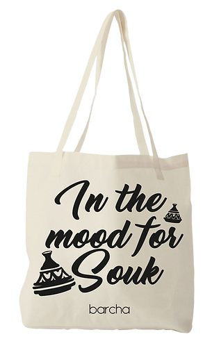 totebag IN THE MOOD FOR SOUK