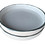 Thumbnail: assiette creuse bords métal M