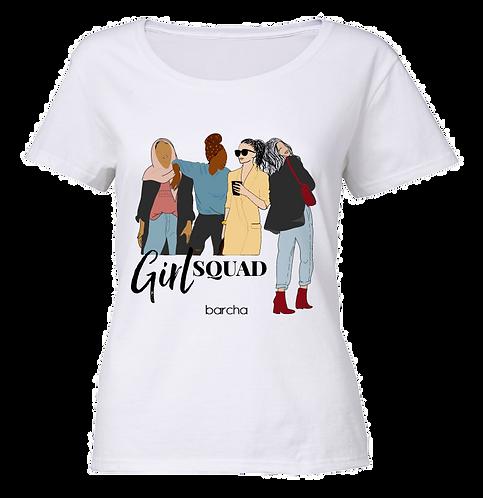 t-shirt GIRLS SQUAD