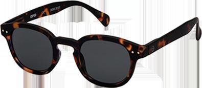 lunettes SUN C tortoise
