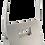 Thumbnail: sac mini bandoulière blanc SQUARE