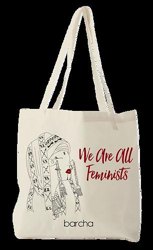 totebag FEMINIST