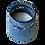 Thumbnail: bougie FEHS poisson bleue