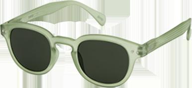 lunettes SUN C peppermint