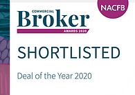 Broker awards 2020 shortlist deal of the