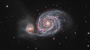 M51 de Cédric MAURO