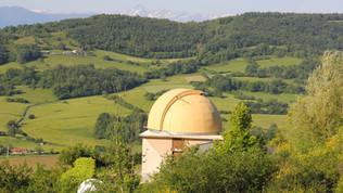 L'Observatoire de Sabarat va pouvoir vous accueillir de nouveau.