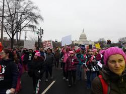Women's march 5