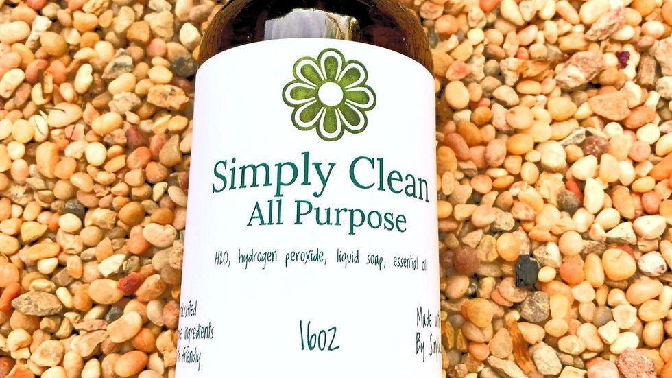 Simply Clean Antibacterial All Purpose Cleaner