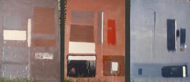 acrylique et pigments sur toile tendue