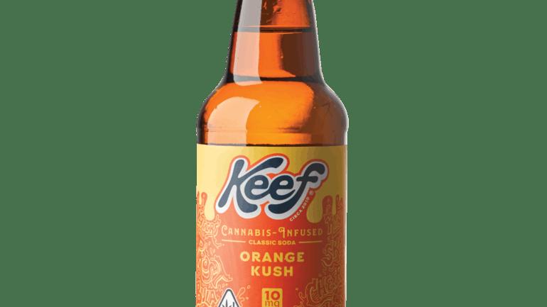 Keef Classic Orange Kush- REC