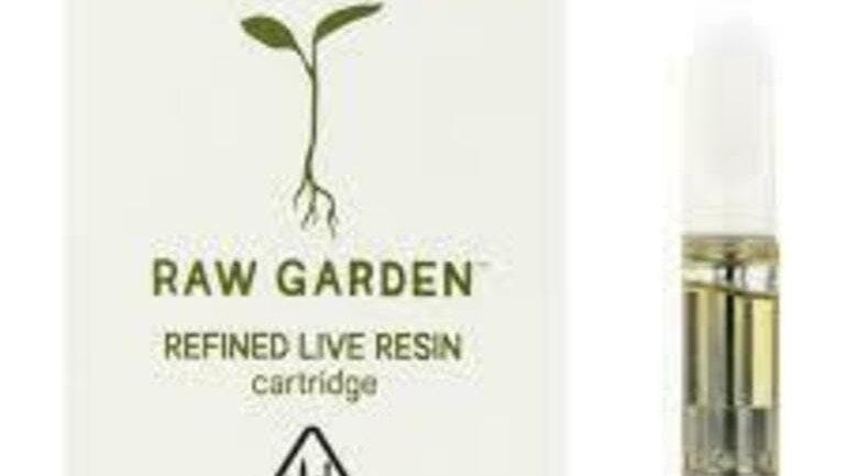 Raw Garden - Mendo Berries Refined Live Resin™ 1.0g Cartridge