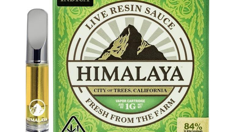 Himalaya - Cookies (GSC) 1G Cartridge