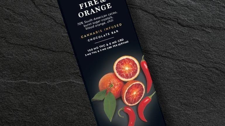 Coda - Fire & Orange