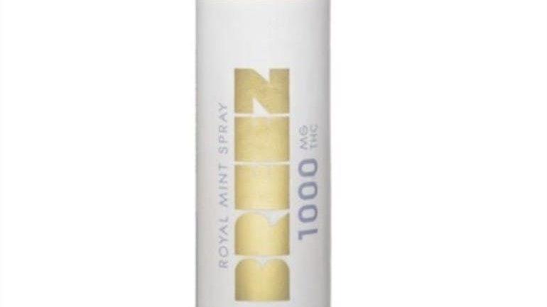 Breez - Royal Mint Breath Spray 1,000 MG.