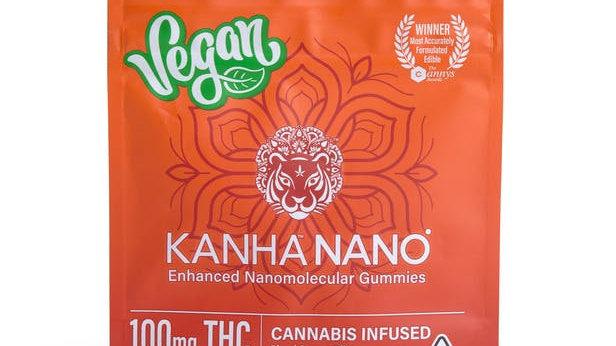 Kanha NANO Vegan Blood Orange Bliss Indica