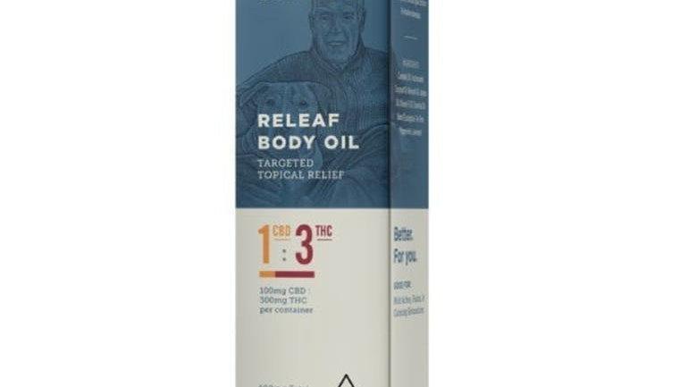 Papa & Barkley - 1:3 Body Oil
