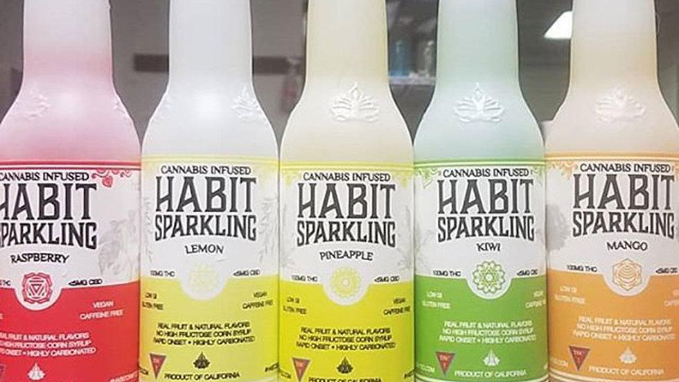 Habit - Sparkling Peach Cooler