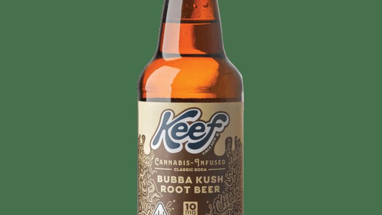 Keef Cola - Bubba Kush Root Beer 10mg