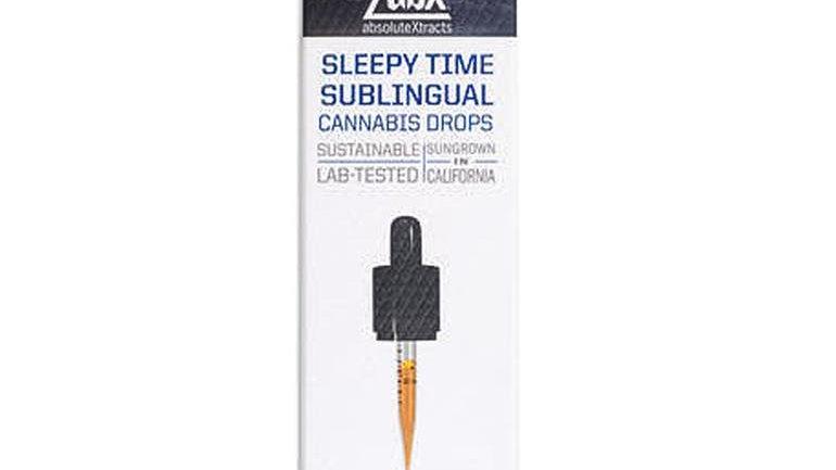 Sleepy Time Sublingual Drops 450mg