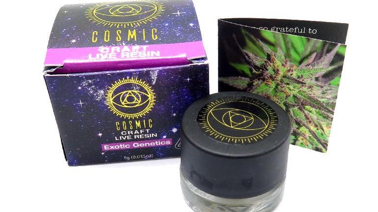 Cosmic - Purple Medusa Badder