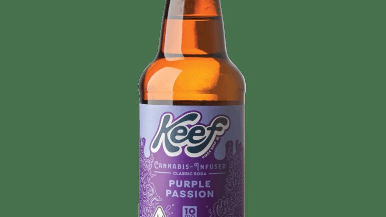 Keef Classic Purple Passion- REC