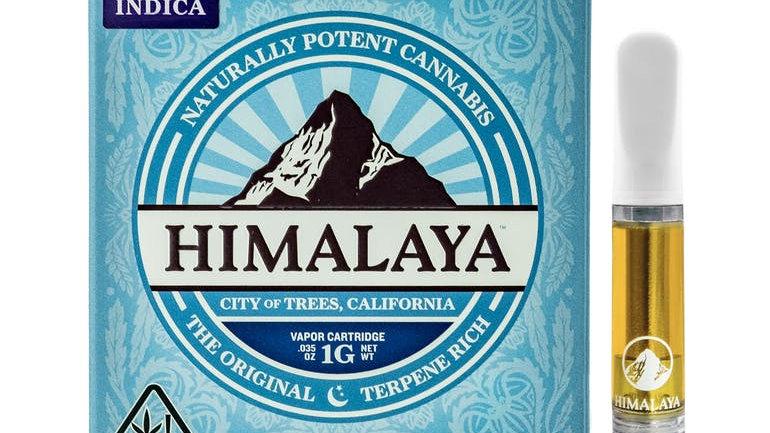 Himalaya -Black Triangle Cartridge