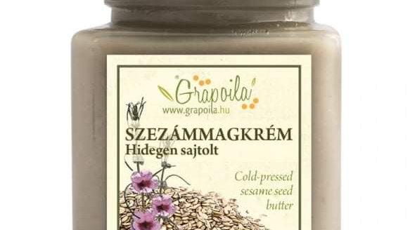 Szezámmagkrém 200 ml