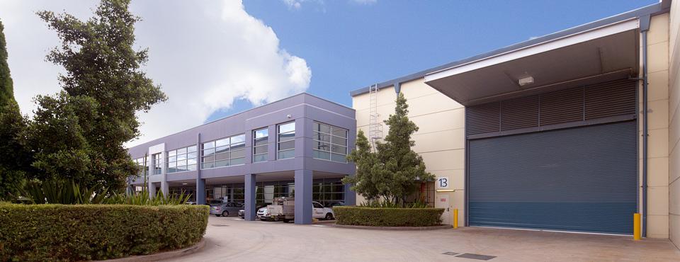 Riverwood Business Park