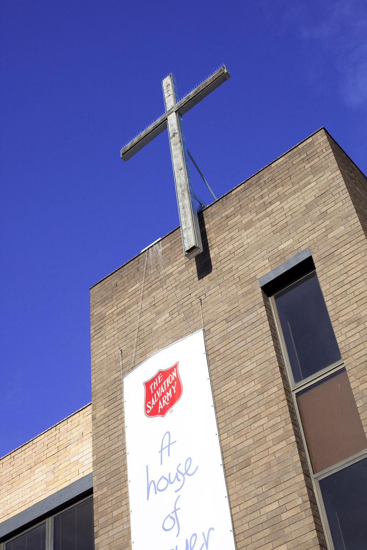 Exterior Cross