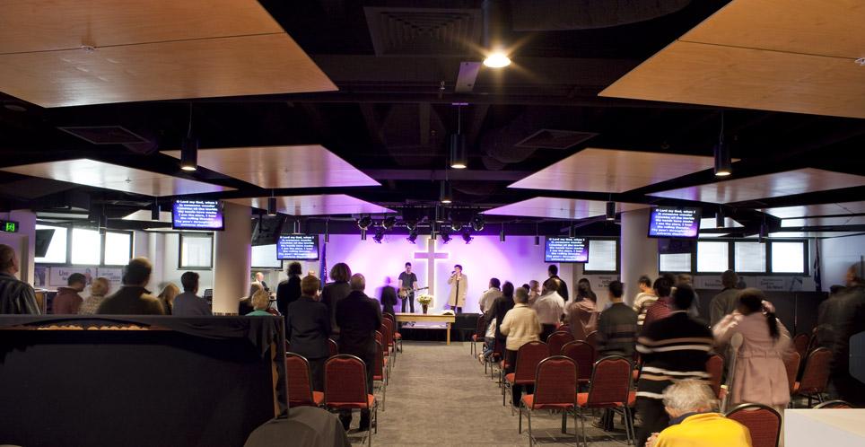 Worship Hall