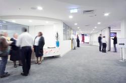 Worship centre Reception & Hall