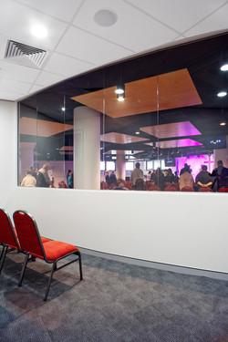Worship Parents Room