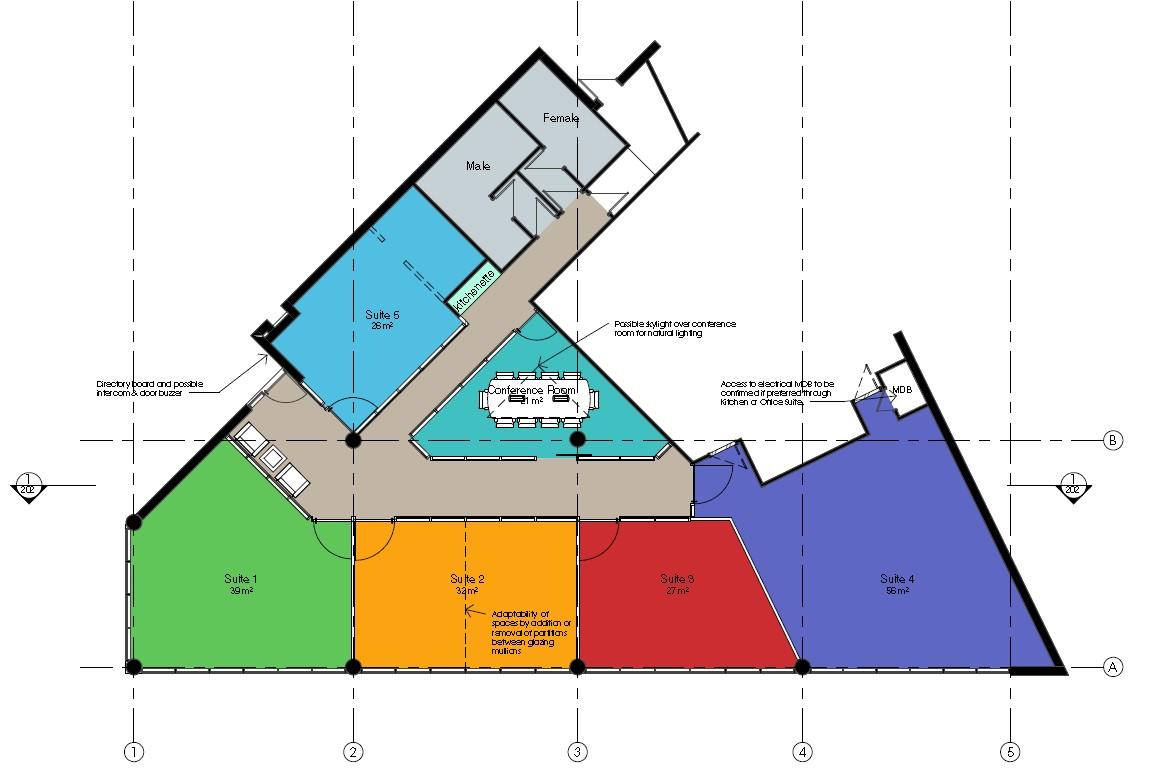 Palm Court - Plan