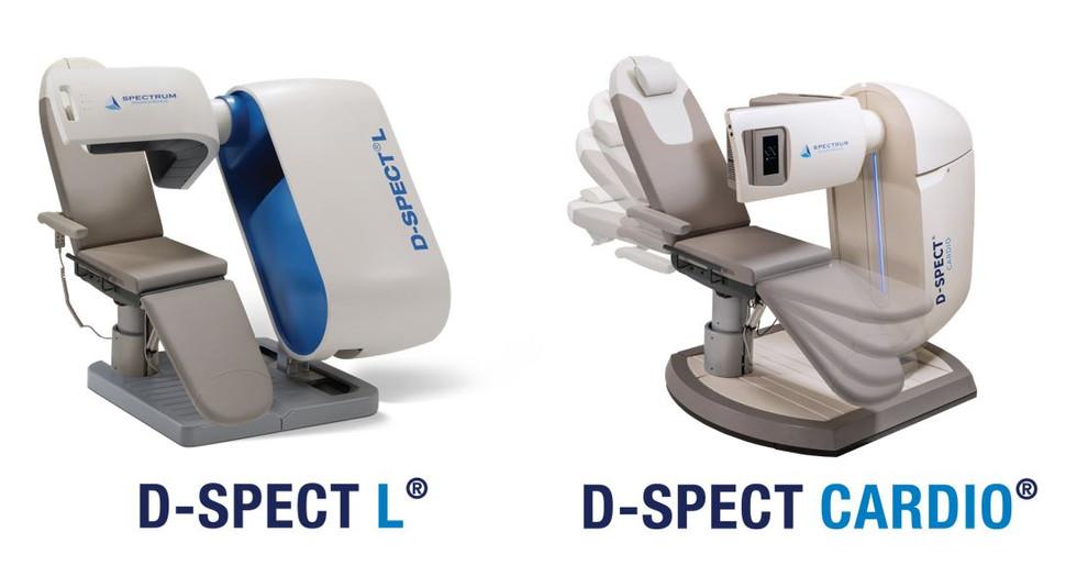 D-SPECT CZT Systems
