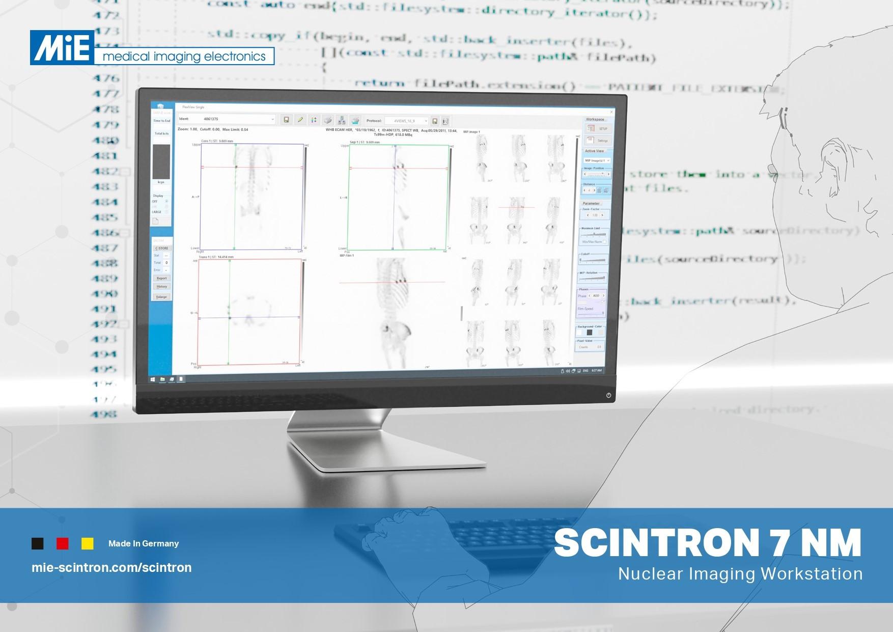 Scintron Workstation