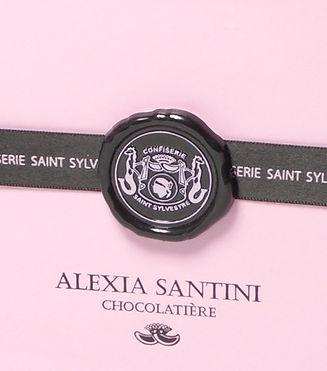 Sceau boîte chocolat