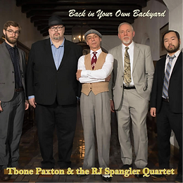 RJ Spangler and TBone Paxton Sextet