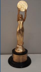 Award 4 Trophy.