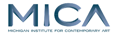 Michigan Institute for Contemporary Art Logo.