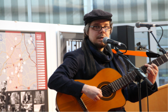Dago Schelin plays The Beatles