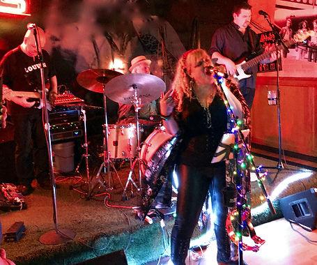 Gina Garner & the All Night Long Band